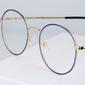 Okulary lenonki z filtrem światła niebieskiego do komputera zerówki 2531-3