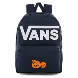 Plecak szkolny vans old skool iii dress blues-white - vn0a3i6r5s2 - custom halloween pumpkins - halloween pumpkins