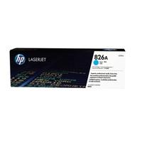 Hp 826a oryginalny wkład z błękitnym tonerem laserjet