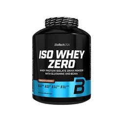 Biotech usa iso whey zero - 2270g