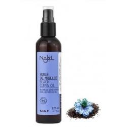 Olejek bio czarnuszka - black cumin seed oil do ciała i włosów, 125ml, ecocert najel