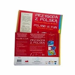 Książeczka kreatywna, Przygoda z Polską, ZUZU TOYS
