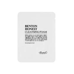 Benton honest cleansing foam 1,2g tester