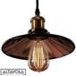Altavola design :: lampa wisząca eindhoven loft no.3 22,5cm