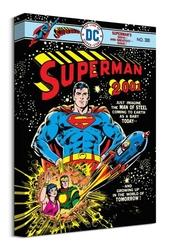 Superman 2001 - obraz na płótnie