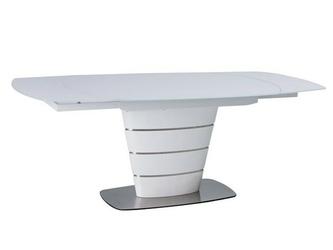 Stół rozkładany antos, 140-200x100cm obrotowy system rozkładania