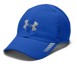 Czapka męska under armour mens launch av cap - niebieski