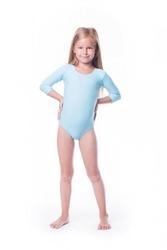 Body gimnastyczne lycra b8 rękaw 34 shepa