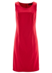 Sukienka ołówkowa bonprix czerwony