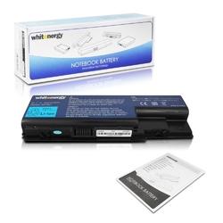 Whitenergy bateria do laptopa acer aspire 5920 10.8-11.1v 4400mah czarna