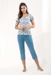 Luna 473 3xl piżama damska