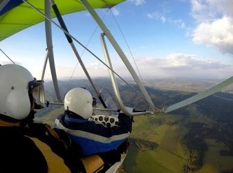 Lot motolotnią z wideofilmowaniem - wrocław - 60 minut