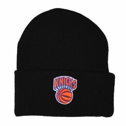 Czapka zimowa Mitchell  Ness NBA New York Knicks Team Tone Knit - NYKNIC INTL534