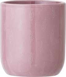 Kubek ceramiczny bloomingville mini różowy