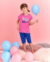 Piżama dziecięca taro amelia 2203 122-140 l20