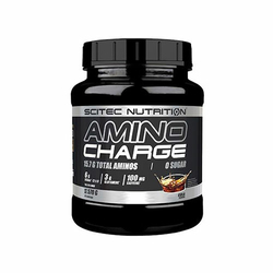 Scitec Amino Charge 570g Booster Aminokwasy Bcaa
