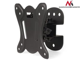 Maclean uchwyt do telewizora lub monitora 13-27 cali mc-670 20kg, max vesa 100x100