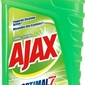 Ajax, optimal 7, lemon, płyn uniwersalny, 1 l