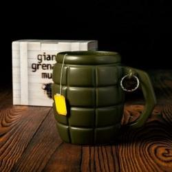 Kubek granat xxl