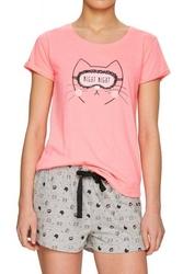 Piżama damska nlp-462 różowa atlantic