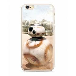 ERT Etui Star Wars BB 8 001 iPhone Xs biały SWPC8BB060