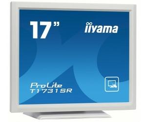 Monitor LED IIYAMA T1731SR-W1 17 dotykowy - Szybka dostawa lub możliwość odbioru w 39 miastach