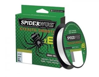 Spiderwire stealth smooth 8 150m 0.06mm 5.4kg translucent