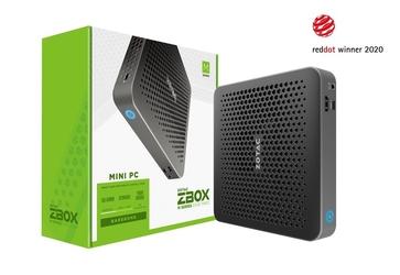Zotac mini pc zbox mi623 edge i3-10110u 2ddr4sodimm hdmidp