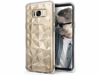 Etui Ringke Air Prism Samsung Galaxy S8 Glitter clear