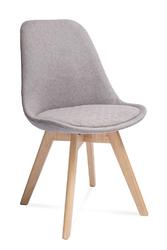 Krzesło FAGIO hexagen buk - jasnoszare - jasno szary