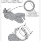 Givi bf32 mocowanie tanklock kawasaki z 1000 1417