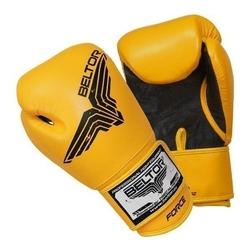 Beltor rękawice bokserskie force 14oz żółte