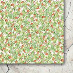 Świąteczny papier Wigilijne Drzewko 30,5x30,5cm 03 - 03