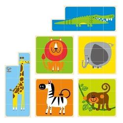 Safari klocki sześcienne