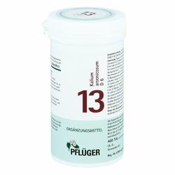 Biochemie Pflueger 13 Kalium arsenic.D 6 Tabl.