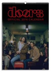 The Doors - oficjalny kalendarz 2014