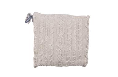 Be Pure :: Poduszka dekoracyjna Sophie 45 x 45 cm - beżowa - beżowy