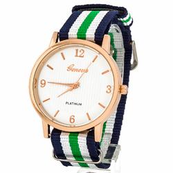 Zegarek mięciutki zielony I - zielony I