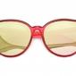 Dziecięce okulary przeciwsłoneczne fioletowe dla dziewczynki sjr-10