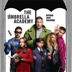 Umbrella academy - kalendarz 2020