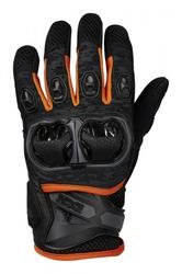 Ixs rękawice montevideo air s blacksilverorange