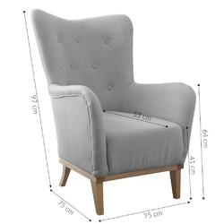 Fotel wida do salonu