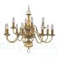 Flemish lampa wisząca 12 patyna