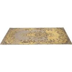 Kare design :: dywan kelim 240x170cm - żółty