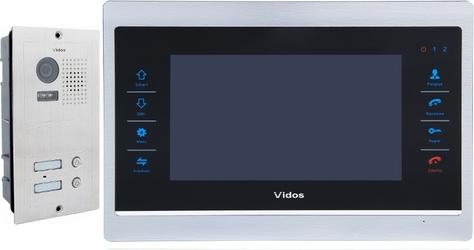 Wideodomofon vidos 2 x m901s602 - szybka dostawa lub możliwość odbioru w 39 miastach