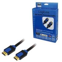 Logilink kabel hdmi high speed z ethernet, dl. 15m