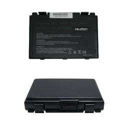 Qoltec Bateria do Asus F82 F83S, 4400mAh, 10.8-11.1V