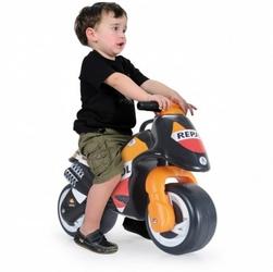 Repsol jeździk motor biegowy pchacz injusa