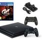 Konsola Sony PS4 Pro 1TB + 2 Pady + Gran Turismo Sport + Ładowarka