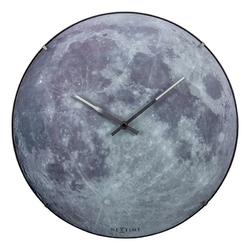 Zegar ścienny Blue Moon Dome